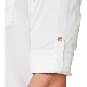 Craghoppers NosiLife Nuoro Camisa Manga Larga Hombre, optic white